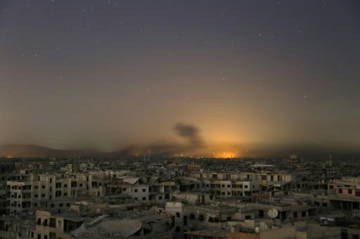Syrie: l'offensive du régime dans la Ghouta orientale