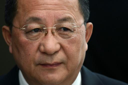 Corée du Nord: le chef de la diplomatie en Suède dans un climat de détente