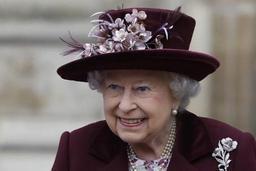 Elizabeth II donne officiellement son consentement au mariage de Harry et Meghan