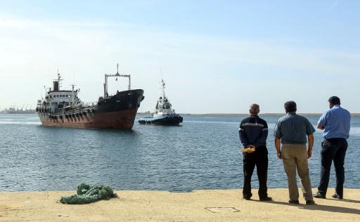 Libye: un pétrolier saisi, son équipage grec arrêté