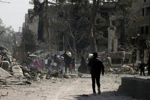 Syrie: 42 civils tués dans les raids aériens sur le fief rebelle dans la Ghouta (OSDH)