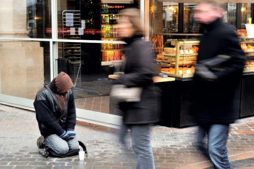 Lille: un SDF écope d'une amende de 200 euros pour avoir mendié dans le métro