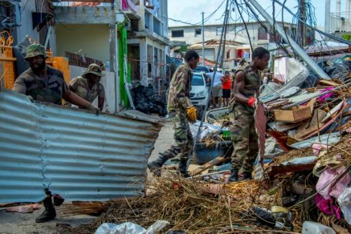 Six mois après Irma, exercice de simulation grandeur nature en Guadeloupe