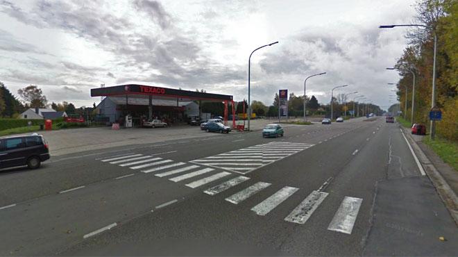 Une voiture fauche trois piétons qui traversaient à Gerpinnes: les victimes sont sérieusement blessées