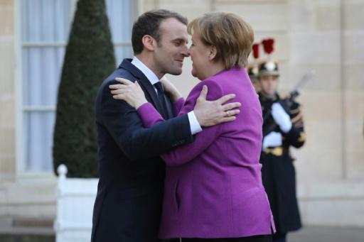 Europe: Macron propose à Merkel une