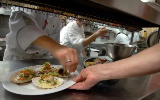Gastronomie: une carte de France des restaurants tenus par des cheffes