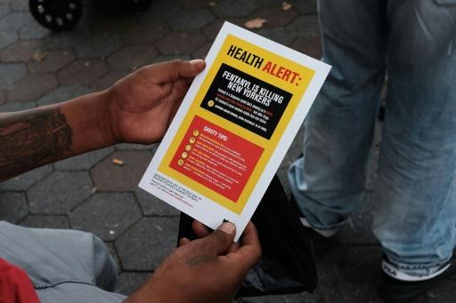 Opiacés: 5 médecins new-yorkais accusés de surprescription contre pots-de-vin