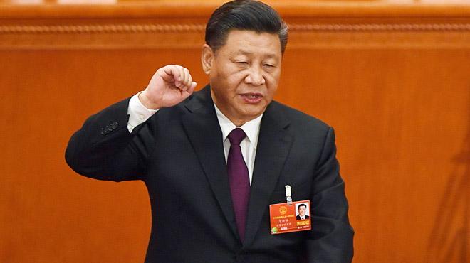 Le président chinois modifie la constitution pour se faire réélire sans limite: pas un seul des 2.970 députés n'a osé voter contre lui