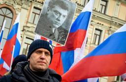 Election présidentielle russe - Navalny réclame la poursuite de l'enquête sur l'assassinat de Boris Nemtsov