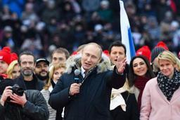 Election présidentielle russe - Vladimir Poutine, l'indétrônable favori