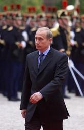 Election présidentielle russe - Poutine se satisfera de tout score lui permettant d'être élu