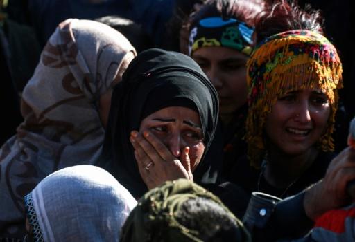 Syrie: les forces turques et leurs alliés entrent dans la ville d'Afrine
