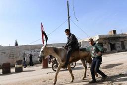 Les forces turques et leurs alliés contrôlent la ville d'Afrine en Syrie