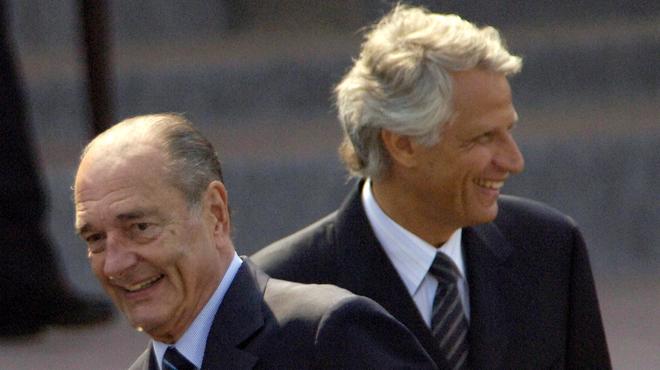Chirac est