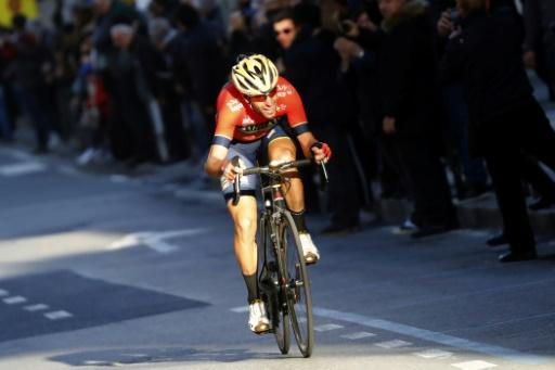 Milan-San Remo: Nibali regarde vers Liège