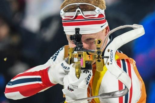 Biathlon: victoire à Oslo et Petit Globe pour la Norvège, France 6e