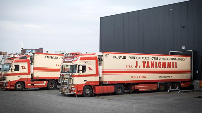 L'Afsca confirme avoir conclu à une erreur humaine s'agissant de la viande périmée de l'abattoir Vanlommel livrée au Kosovo