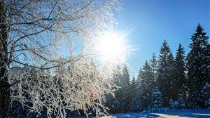 Ce dimanche a été le 18 mars le plus froid depuis 1901