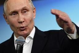 Election présidentielle russe - Poutine remporte la présidentielle avec 76,67% des voix
