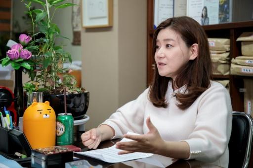 Corée du Sud: une irréductible, championne #MeToo, part à l'assaut de Samsung