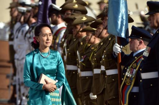 Australie: Suu Kyi