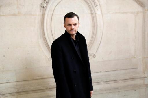 Dior Homme: départ du directeur artistique Kris Van Assche