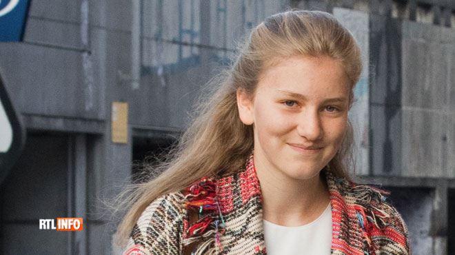 La princesse Elisabeth va quitter la Belgique- l'héritère du trône ira à l'école au Pays de Galles 1