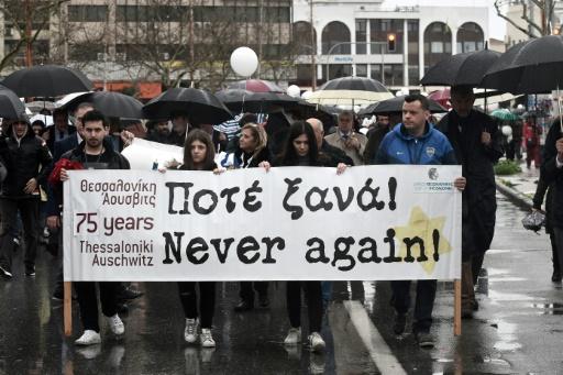 Après un long oubli la Grèce renoue avec son histoire juive