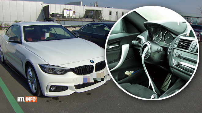 Un gang de voleurs cible les volants de BMW: