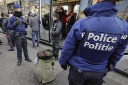 Opération FIPA: les polices ont ciblé la criminalité en 20 points du réseau Stib