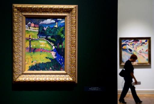 Art russe controversé : enquête judiciaire et perquisitions en Belgique