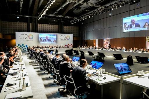 G20 Finances : bras de fer sur l'acier entre les Etats-Unis, la Chine et l'UE
