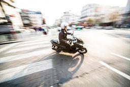 Le nombre d'accidents de moto en baisse de près de 25% ces 10 dernières années