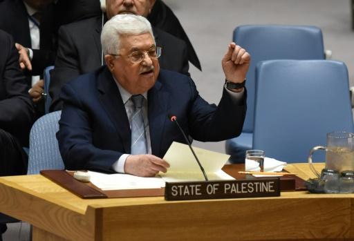 Le président palestinien traite l'ambassadeur américain en Israël de