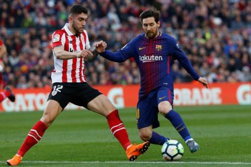 Pour Drogba, Messi est