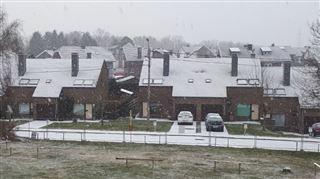 Prévisions météo- le printemps commence sous la neige (photos) 4