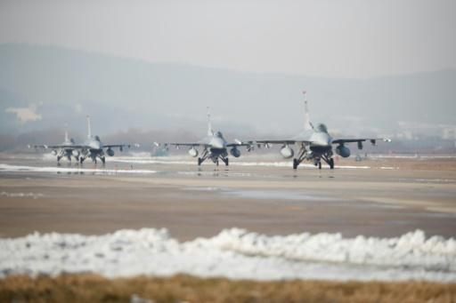 Manoeuvres militaires Corée du Sud et Etats-Unis raccourcies en pleine détente avec le Nord