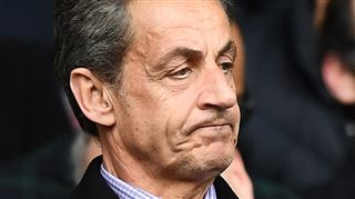 Nicolas Sarkozy placé en garde à vue- le financement de sa campagne présidentielle en cause 3