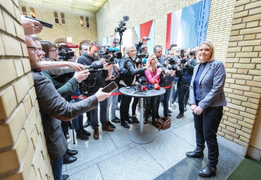 La démission de la ministre de la Justice évite une crise gouvernementale en Norvège