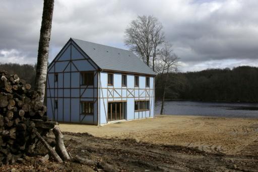 Dans la Creuse, une maison nommée