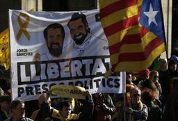 Le candidat indépendantiste à la présidence de Catalogne pourrait jeter l'éponge