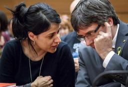 Le ministère public espagnol veut l'annulation des passeports des indépendantistes en fuite