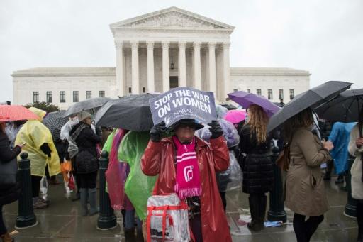 IVG contre conscience religieuse, éternel combat en Amérique