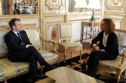 Macron veut soutenir l'essor du français,
