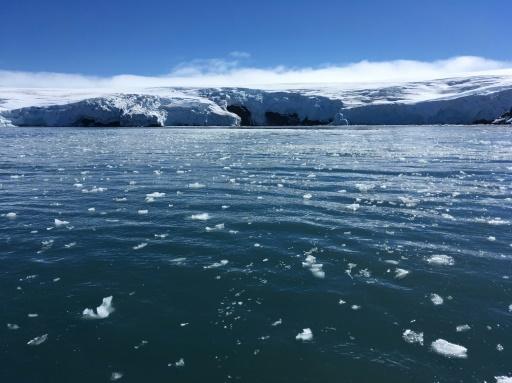 Antarctique: nouvel indice sur la hausse du niveau des mers