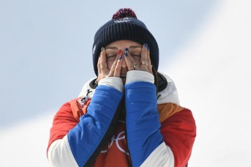 Ski halfpipe: Marie Martinod pour la toute dernière fois à Tignes