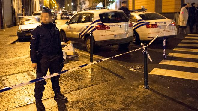 Police antiterroriste: