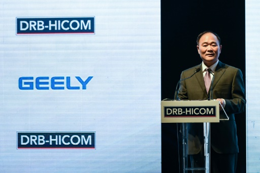 Chine: Geely, 1er actionnaire de Daimler, double son bénéfice en 2017