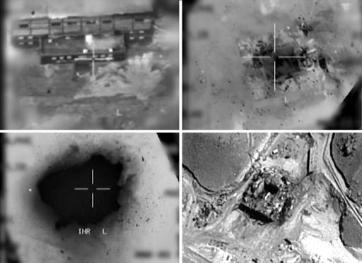 L'attaque de 2007 en Syrie: un message pour les ennemis d'Israël