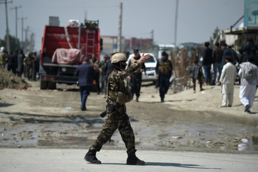 Afghanistan: au moins 8 morts dans un attentat suicide à Kaboul